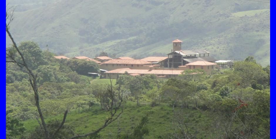 Construcción de Monasterio Camaldulense en Rubio es asesorado por la Unet